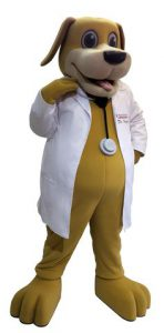 Kids Urgent Care mascot